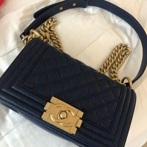 Chanel authentic bag